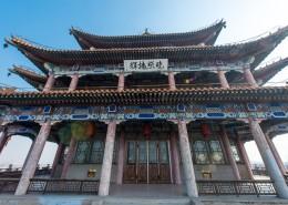 河北张家口蔚县建筑风景图片_10张