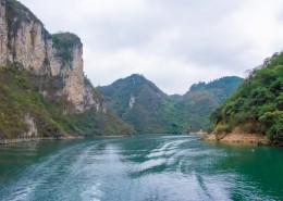 贵州黔东南舞阳河自然风景图片_10张