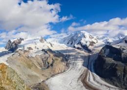 瑞士馬特洪峰自然風景圖片_12張