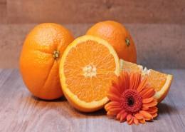 酸甜的橙子图片_9张