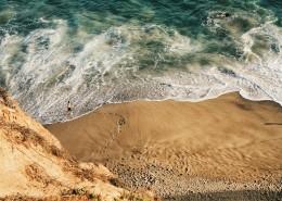 美丽的海滩的图片_10张