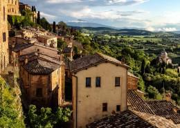 意大利托斯卡纳自然风景图片_11张