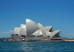 澳大利亚悉尼建筑风景图片_10张