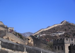 中國萬里長城圖片_11張