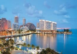 美國邁阿密城市風景圖片_9張