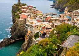 意大利五渔村小镇风景图片_8张