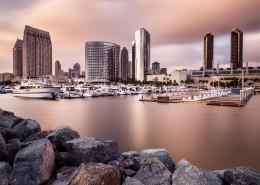 美國圣迭戈城市風景圖片_8張