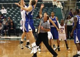 篮球运动比赛图片_13张