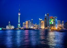 上海外滩城市风景图片_9张