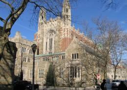 美國耶魯大學建筑圖片_9張