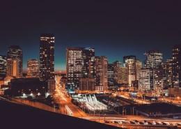 城市夜景的图片_15张