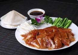 美味的北京烤鸭图片_8张