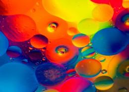 彩色抽象背景素材圖片_11張