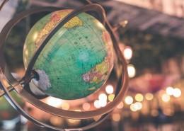 地球的模型地球仪图片_11张