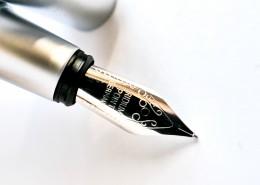 鋼筆筆頭特寫圖片_10張