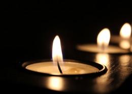 燃烧的蜡烛图片_10张