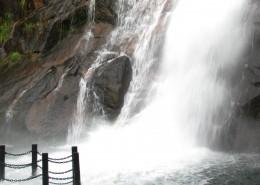福建武夷山龙川大峡谷自然风景图片_11张