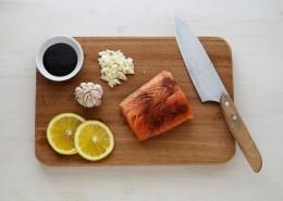 新鮮三文魚的圖片_12張