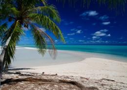 风景秀丽的沙滩图片_14张