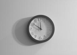 挂在墙壁上的时钟图片_11张