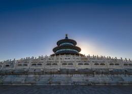 北京天壇公園人文風景圖片_10張