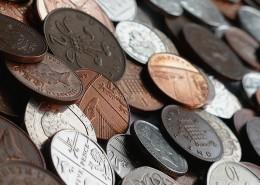 各国的硬币图片_13张