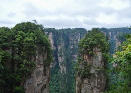 湖南张家界自然风景图片_10张
