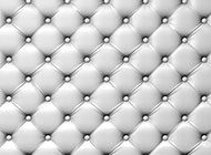 灰白色菱格沙发精美背景素材