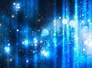 背景图片 简约精美蓝色光斑