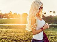 高清時尚歐美女人背景圖片