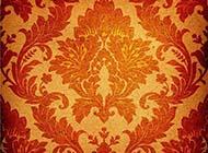 欧洲古典花纹边框背景图