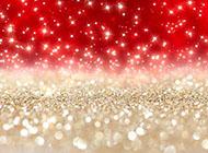 星光閃耀精美時尚婚紗背景圖