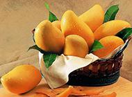 金黃芒果熱帶水果之王精美高清大圖