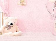 唯美梦幻的粉色卡通背景高清图片