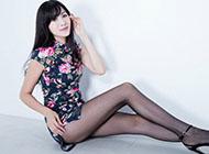 美腿嫩模简晓育精美电脑壁纸高清全屏