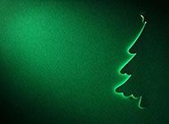 圣誕樹綠色裝飾背景圖片