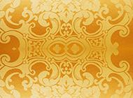 清新歐式花紋背景素材