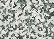 軍旅綠色迷彩服微信背景圖