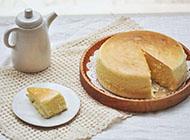法式舒芙蕾蛋糕經典桌面壁紙