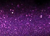 高貴浪漫的紫色光斑背景圖片