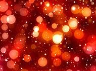 ppt紅色夢幻背景圖片簡約大氣喜慶