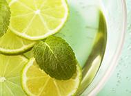 高清唯美柠檬水果桌面壁纸