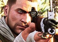 單機游戲《狙擊精英3》高清電腦壁紙