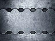 黑色復古金屬質感背景圖片