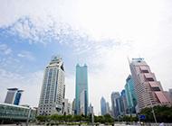 現代化都市深圳城市建筑風光美麗壁紙