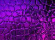 玻璃紫色精致背景墙图片大全