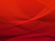 红色动感线条典雅背景图片