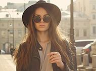 欧美风潮流时尚搭配街拍写真