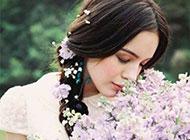 欧美复古浪漫唯美清新女生头像