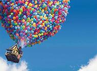 五彩缤纷的气球